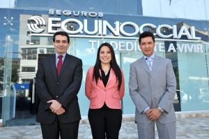 Seguros Equinoccial inauguró oficina en Quito