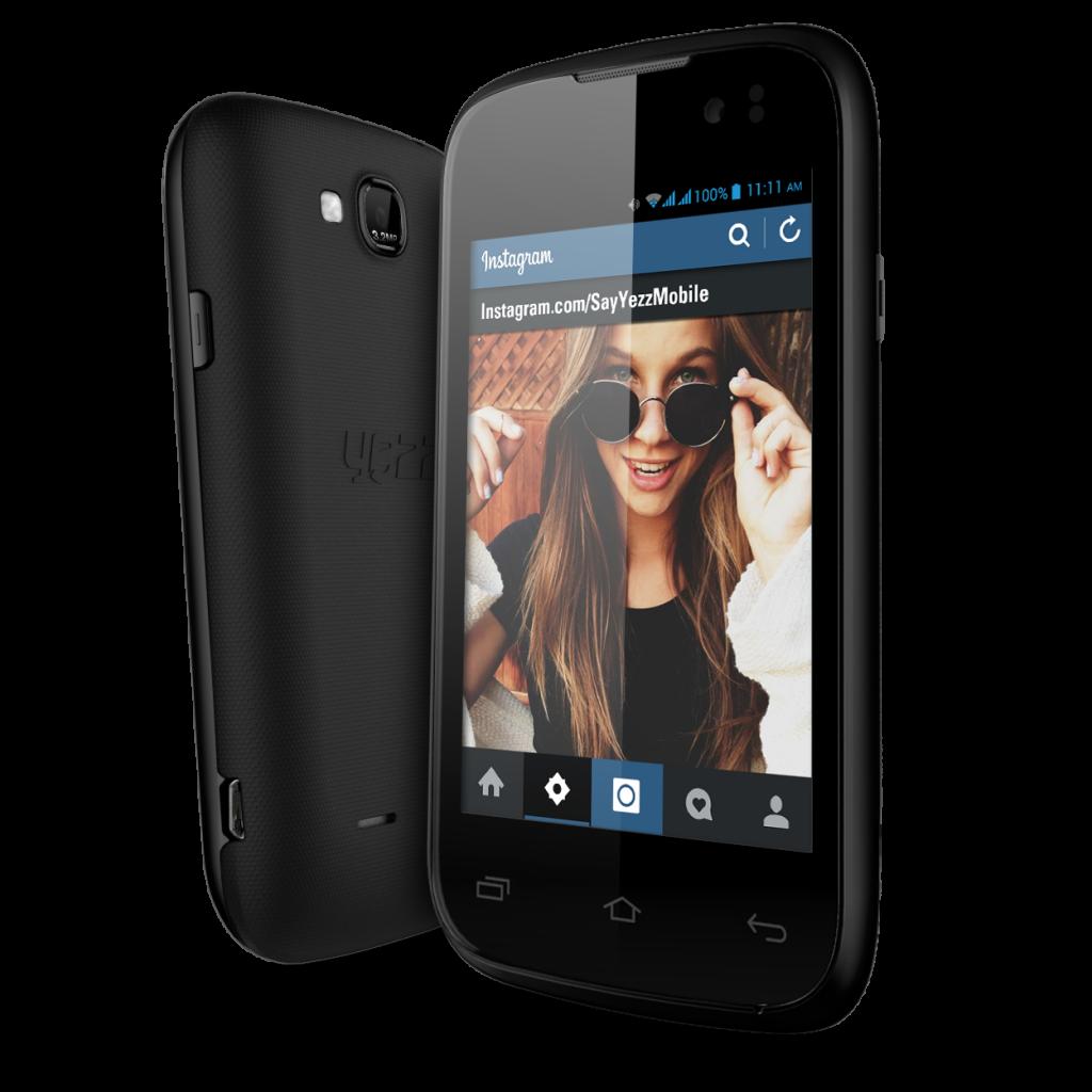 ANDY 3.5EI BLACK-BLACK 2 PHONE