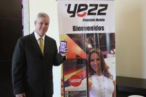 Yezz freestyle mobile, una marca ecuatoriana, fresca e innovadora